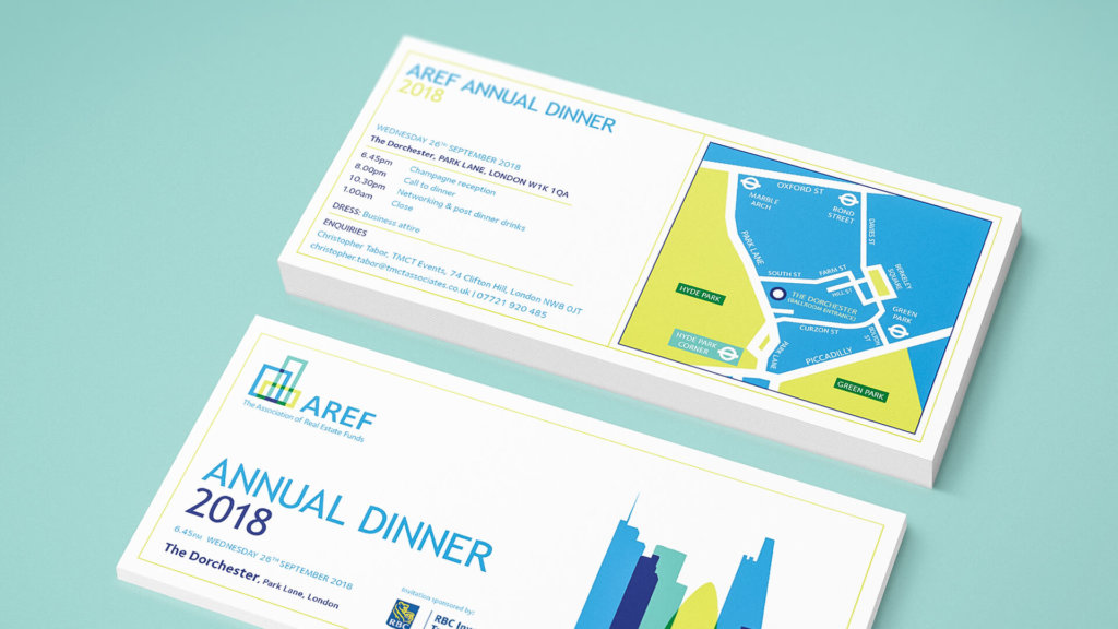 AREF Dinner Invites