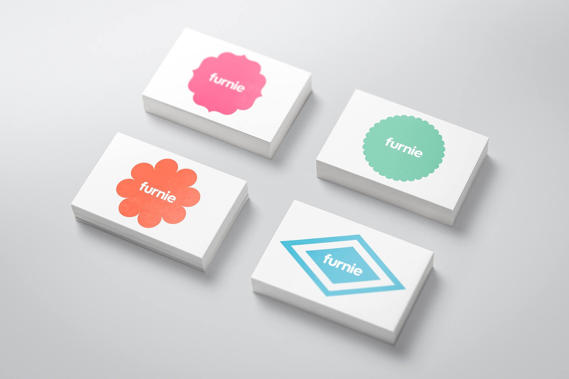 Furnie business cards