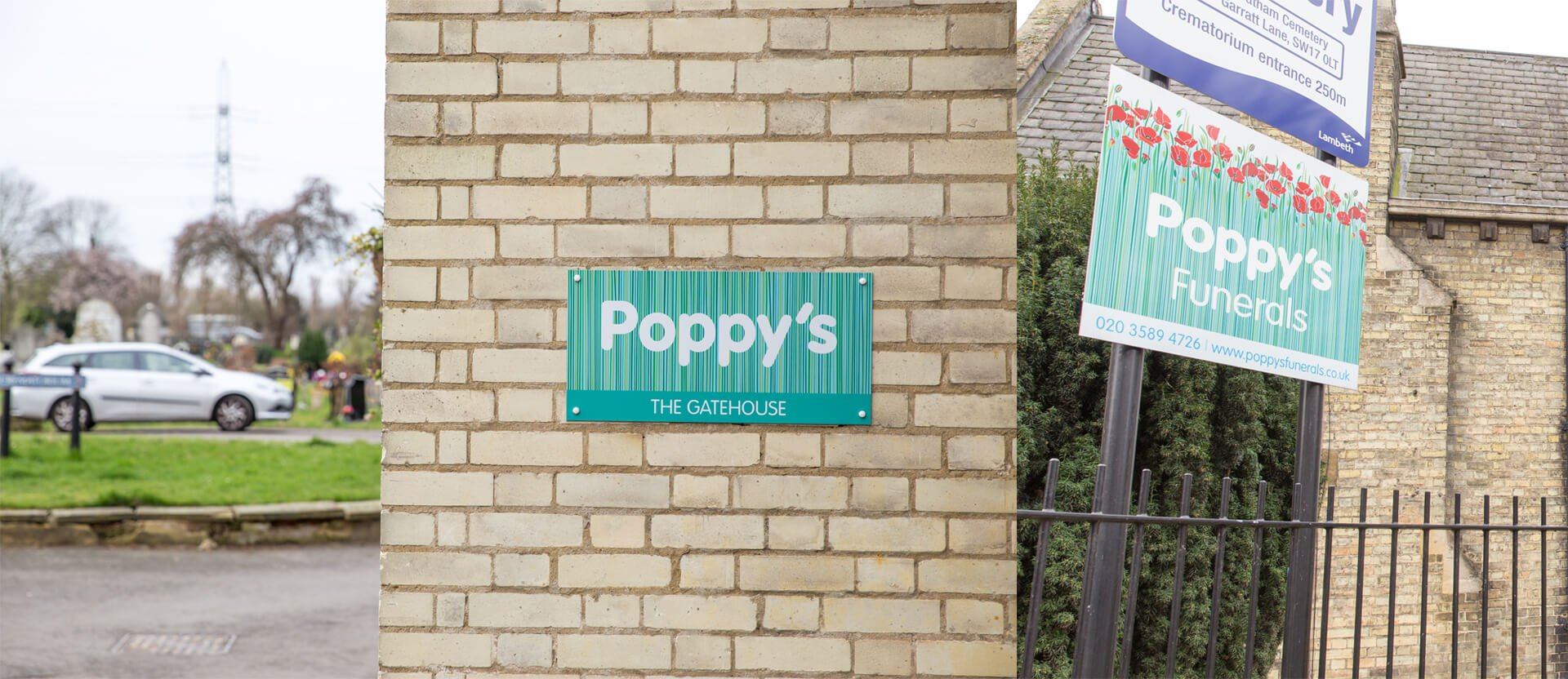 Poppy's Funerals Offices